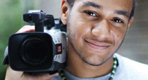 """Get started with film"" by Prince's Trust"