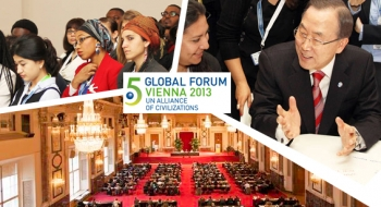 Vivendi at the Forum of the Alliance of Civilizations