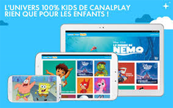 Groupe Canal+ : Canalplay Kids
