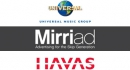 Mirriad partners with UMG and Havas for native in-video advertising