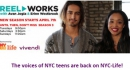 Catch Reel Works on NYC-Live!