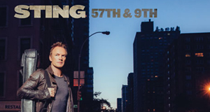 57th & 9th: Sting returns with a new rock album!
