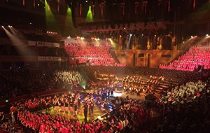Les talents de Music for Youth au Royal Albert Hall avec Vivendi Create Joy