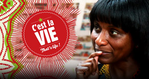 Marguerite Abouet: my job, Creator of the TV series C'est La Vie