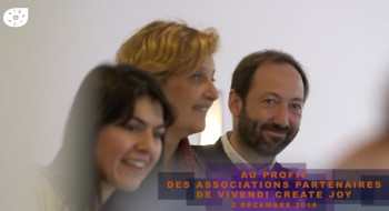 Ambassadeurs Create Joy