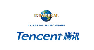 Universal Music Group and Tencent Music Entertainment Group enter into strategic agreement