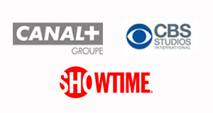 SHOWTIME® series broadcast on CANAL+