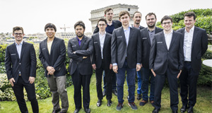 Vivendi sponsors the Paris Grand Chess Tour