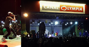 CanalOlympia successfully opens its activity of open-air stage