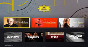 Deutsche Grammophon+ added to the Canal offering