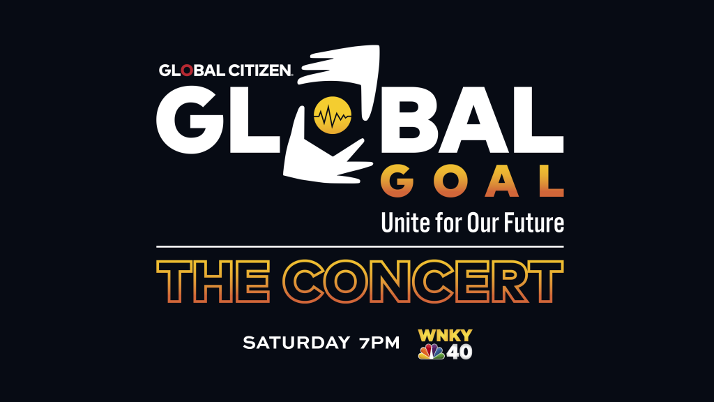 Logo du concert caritatif Global Goal: Unite for our future